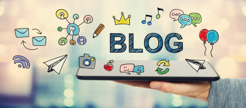 Blogartikel Blogtexte