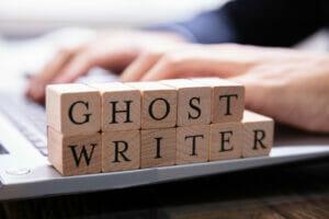 Ghostwriter Ghostwriting